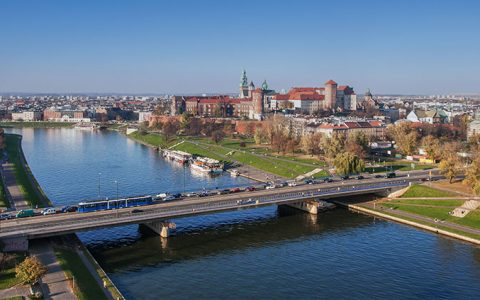 Krakow city could build a metro line